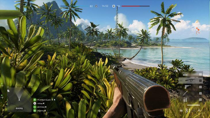 光追特效全开!华硕ROG RTX2070S带你畅玩《战地5:太平洋战争》