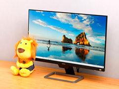 加持HDR技术强化影音娱乐体验 明基EW2780显示器评测