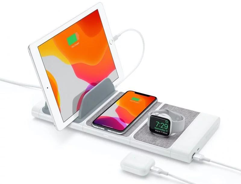 苹果上架千元充电基座:多款产品排排坐