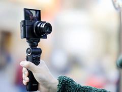 """简单连接""""无线""""束缚 索尼蓝牙拍摄手柄GP-VPT2BT体验"""