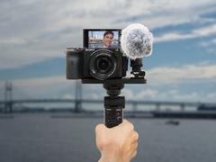 手持拍摄新风尚 索尼蓝牙拍摄手柄GP-VPT2BT正式发布