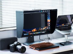 有问必答:后期修图有必要选专业摄影显示器吗?看看它和笔记本的对比