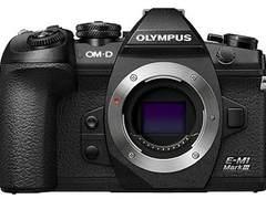 操控更加专业化 奥林巴斯OM-D E-M1 III外观曝光