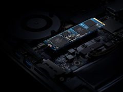 英特尔QLC 3D NAND固态硬盘生产量突破1000万块