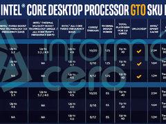 第十代英特尔酷睿F系列处理器PPT截图曝光:6款型号在列