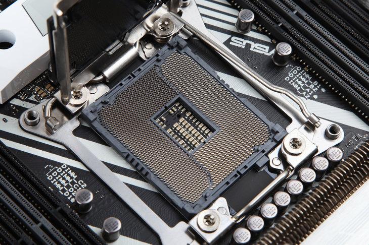 AI智能超频独步天下 华硕X299主板献给更强的你
