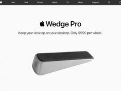 Mac Pro天价配件没锁扣,网友调侃:再高价卖个固定器