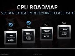AMD Zen 4架构处理器平台预计将用上PCIe 5.0和DDR5内存