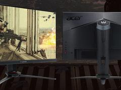 宏碁推出两款掠夺者系列240Hz电竞显示器