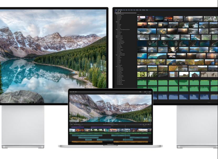 苹果将带来多款新Mac:屏幕、处理器都上新
