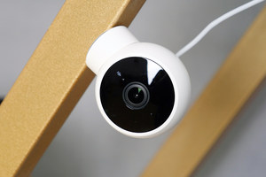 小米智能摄像机标准版开箱:小身材让家更安全