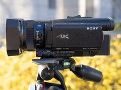 4K HDR视频直播神器 索尼AX700摄像机