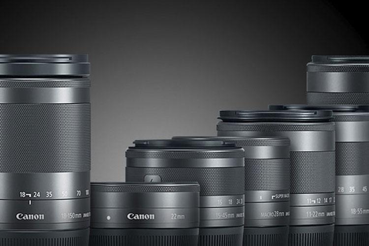 传闻佳能两年内还会推出5支EF-M卡口镜头?
