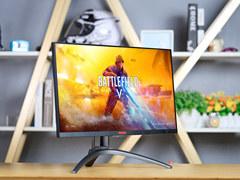 遮光罩加持更显专业 爱攻AG273QXP电竞显示屏欣赏