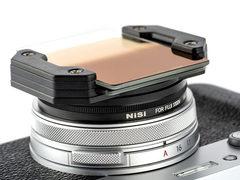 NISI耐司推出富士X100V专用滤镜支架系统套装