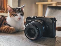 最便宜的中画幅相机 富士GFX 50R机身售价35990元