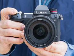 超强五轴防抖全幅微单 松下LUMIX S1套机热卖中