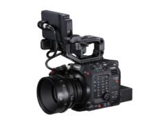 支持4K/120P 佳能发布电影机新品EOS C300 Mark III