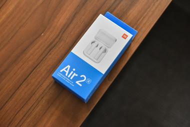 169元享受无束缚的聆听体验 小米真无线蓝牙耳机Air2 SE开箱