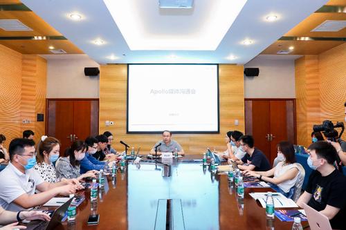百度副总裁李震宇谈ApolloPark选址:智能网联大势下 北京是自动驾驶高地