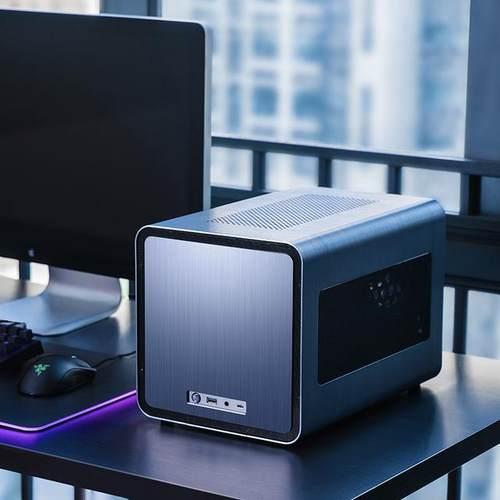 乔思伯新ITX机箱V8发布 抽拉式设计方便用户装机