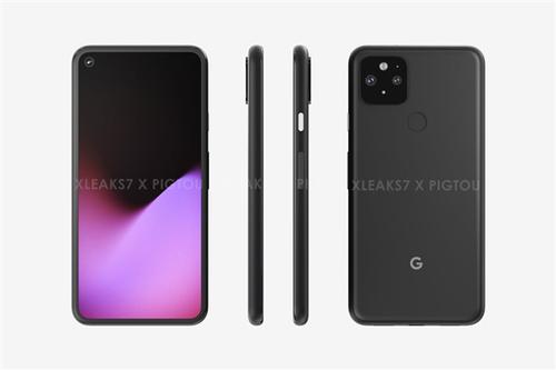 Pixel 4A还未发布 Pixel 5已遭曝光