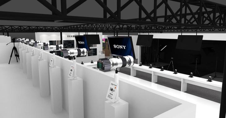 索尼数码影像产品齐聚P&I SHANGHAI 2020