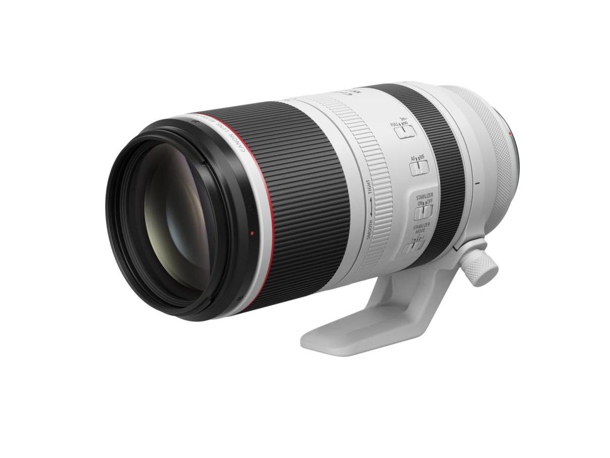 佳能超远摄变焦头RF100-500/F4.5-7.1 L发布