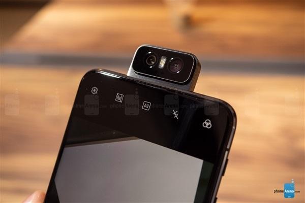 华硕ZenFone 7系列曝光 真全面屏+翻转镜头