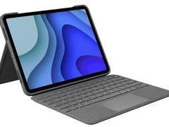 罗技推出iPad Pro配套带触控板键盘保护套