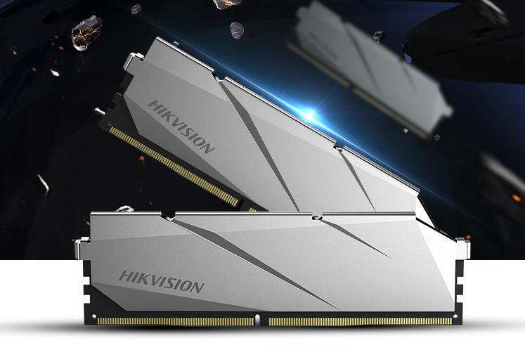 海康威视Urien系列DDR4台式机内存开卖