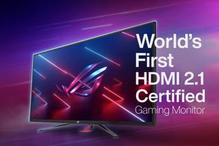 华硕发布HDMI2.1显示器 支持4K120Hz