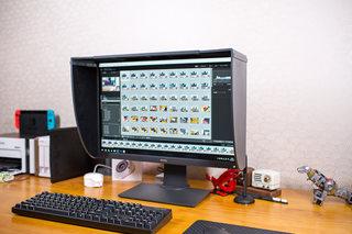 买专业摄影修图显示器 今夏力推明基SW240