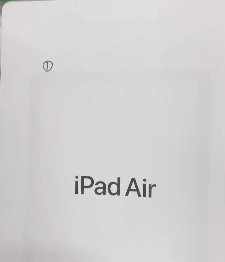 疑似新全面屏iPad Air说明书曝光