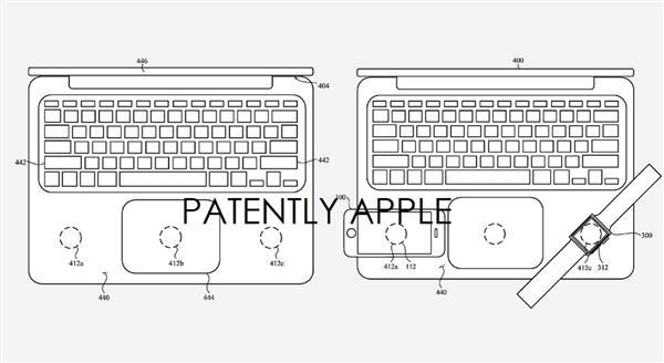 苹果又爆新专利 Macbook能给手机无线充电?