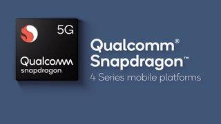 高通将5G扩展至骁龙4系