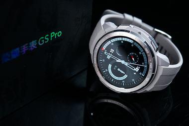 荣耀手表GS Pro图赏:军规品质
