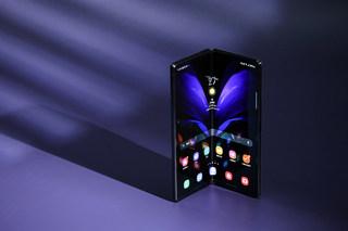 7.6英寸柔性屏 三星Galaxy Z Fold2 5G图赏