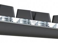 罗技推出新款K845 白色背光多种轴体可选