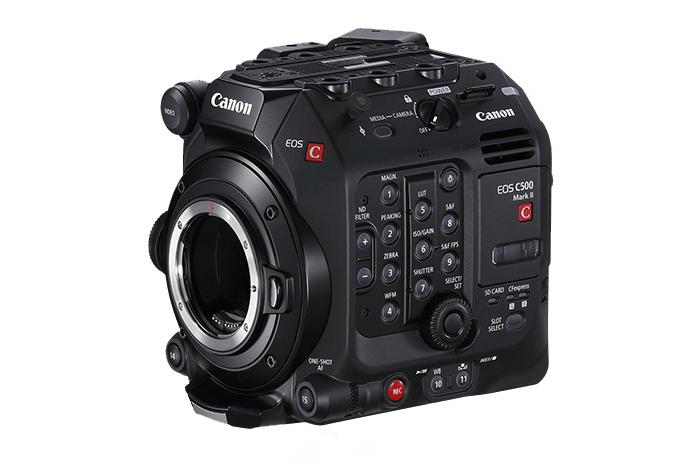 支持8K 60p RAW视频 佳能EOS C90新视频机曝光?