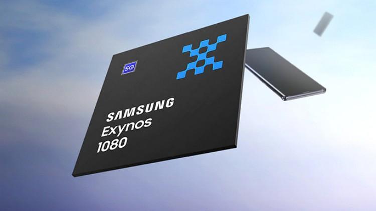 支持2亿像素相机 三星Exynos 1080 5nm芯片诞生