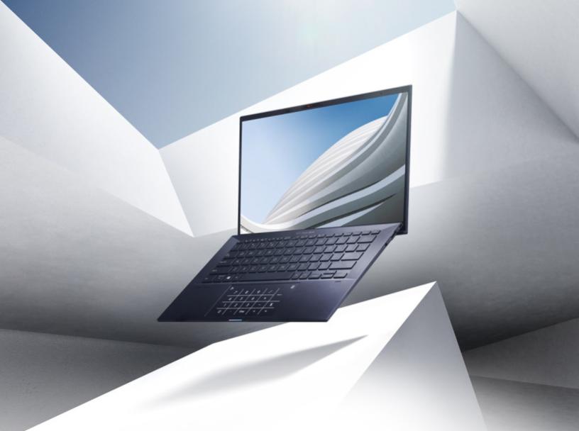 华硕发布ExpertBook B9轻薄本,重量约998克