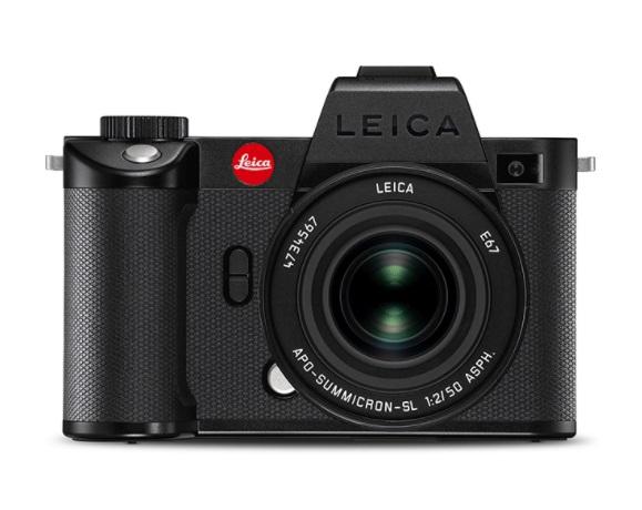 徕卡推出SL2-S相机:搭载新处理器和感光原价,35800元