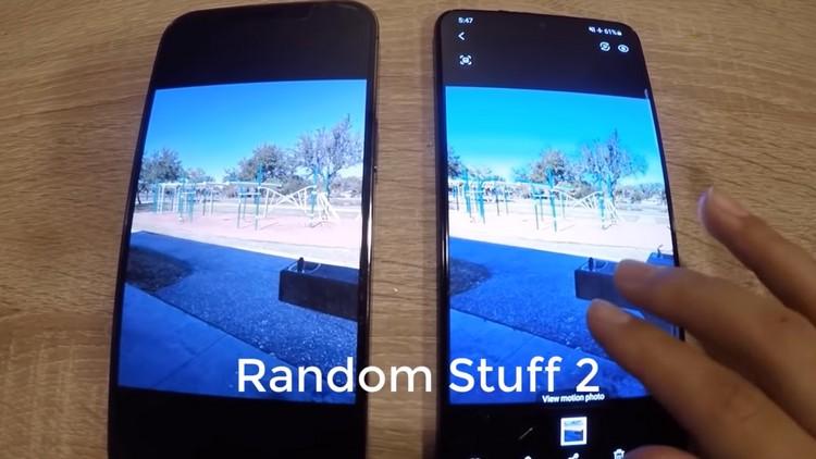 三星S21 Plus 曝光 居然比iPhone 12 Pro好看