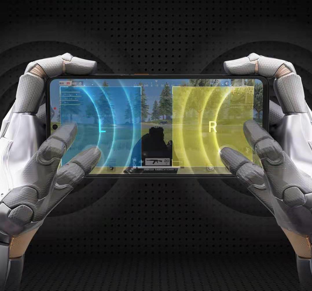 iQOO7正面照公布:中置前摄+双压感敏捷触控