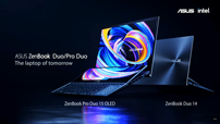 华硕新一代ZenBook Duo发布,副屏更好用