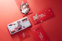 星愿新年礼 OPPO Reno5 Pro《天官赐福》动画联名礼盒正式开售