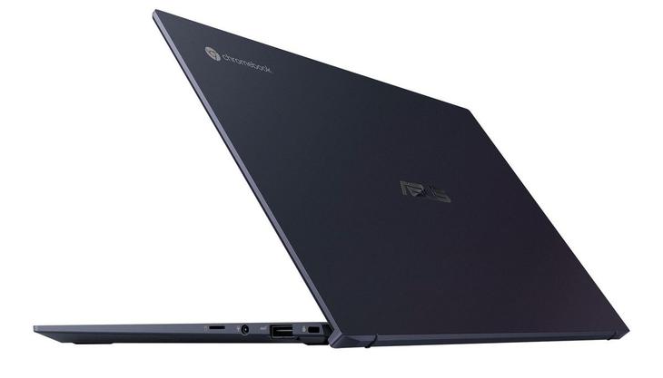 997克!华硕发布Chromebook CX9轻薄本