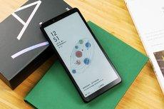 海信5G阅读手机A7彩墨屏CC版体验