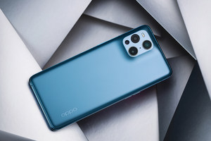 充满未来感的一体成型流线设计 OPPO Find X3 Pro图赏